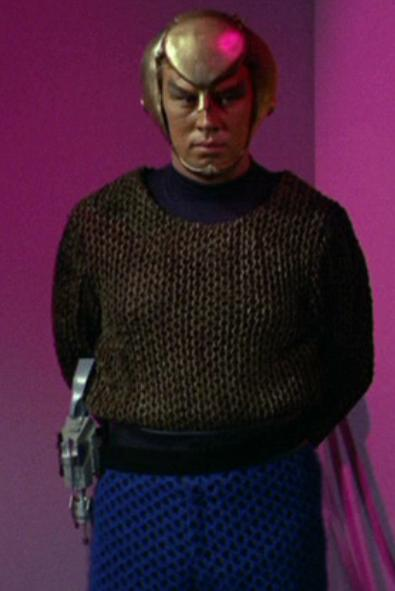Unnamed Romulan military personnel (23rd century)