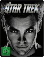 Star Trek 1 disc Blu-ray Region B German Steelbook cover