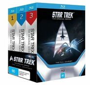 The Original Series Complete 2013 Australia Blu-ray