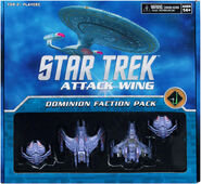 WizKids Attack Wing Dominion Faction Pack