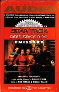 Emissary audiobook, cassette