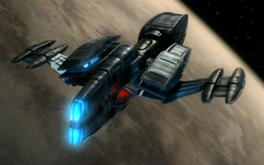 Andorian battle cruiser, aft.jpg
