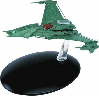 Raumschiffsammlung 53 Klingonisches Augment-Schiff.jpg
