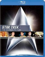 Star Trek The Motion Picture Blu-ray cover Region A (Japan)