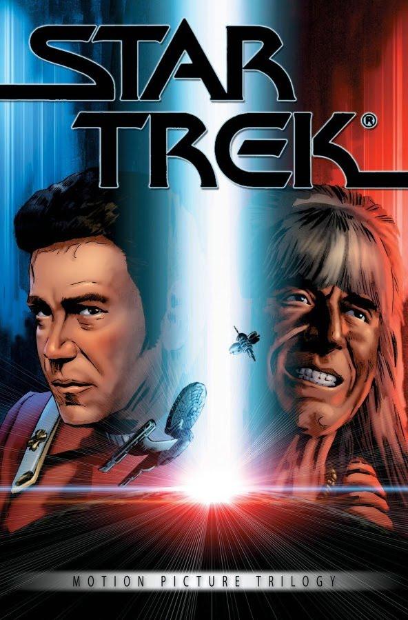 Star Trek: Motion Picture Trilogy (omnibus)