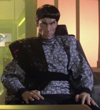 Sub-Commander Thei