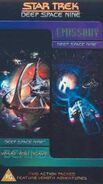 DS9 Movie UK VHS cover