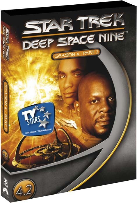 DS9 DVD-Box Staffel 4.2