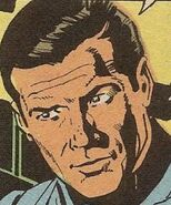 James Kirk (2), Gold Key comics
