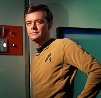 ...as Lieutenant Larry Matson