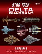 Star Trek Shipyards Delta Quadrant Ledosian To Zahl