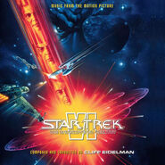 Star Trek VI expanded soundtrack cover