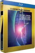Star trek générations (blu-ray) 2016