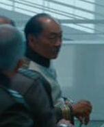 Starfleet headquarter staff 4, 2259
