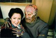Heather Ferguson and Brian Donofrio