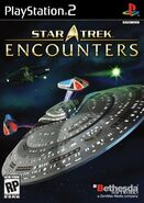 Star Trek Encounters cover