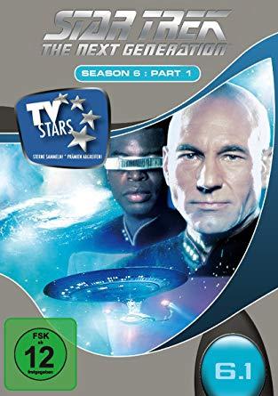 TNG DVD-Box Staffel 6.1