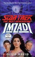 Imzadi paperback cover, 1998 edition
