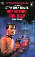 My Enemy, My Ally Titan Books cover