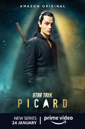 Star Trek Picard Season 1 Elnor poster