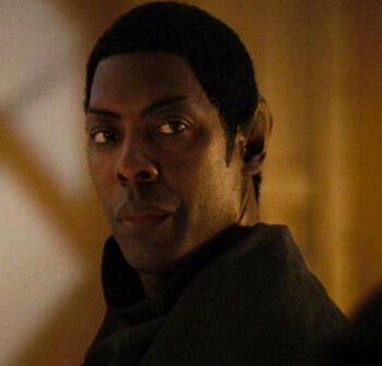 ...as a Vulcan council member