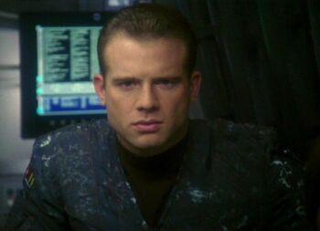 Corporal Hawkins