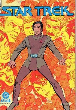 Chekov's Choice (DC Comics)