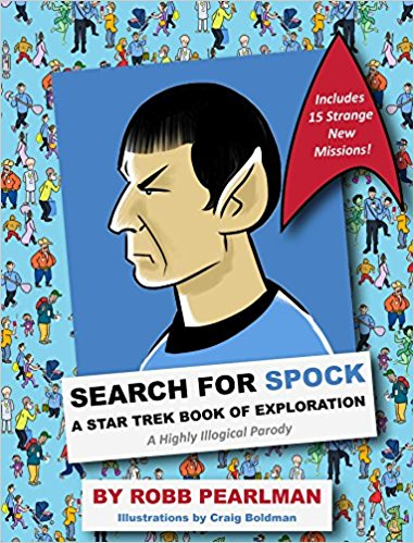 Search for Spock parody cover.jpg