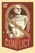 Star Trek The Q Conflict 2 cover RI A