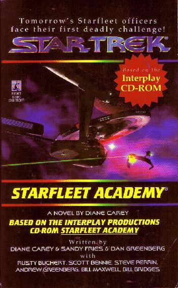 Star Trek: Starfleet Academy (1990s novel series)