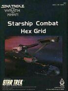 Starship Combat Hex Grid