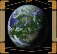 Druga strona planety Talax