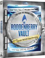 The Roddenberry Vault cover