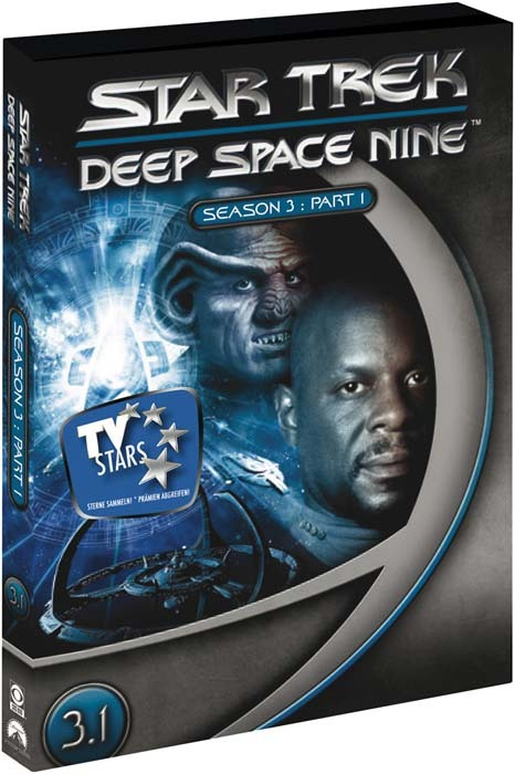 DS9 DVD-Box Staffel 3.1