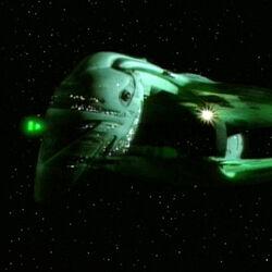 Třídy lodí Romulanů