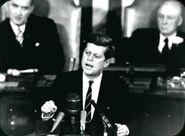 John F Kennedy speech