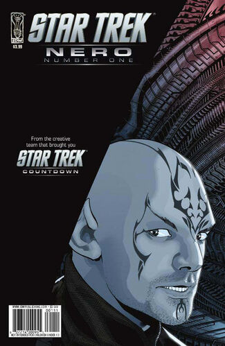 Issue #1 cover