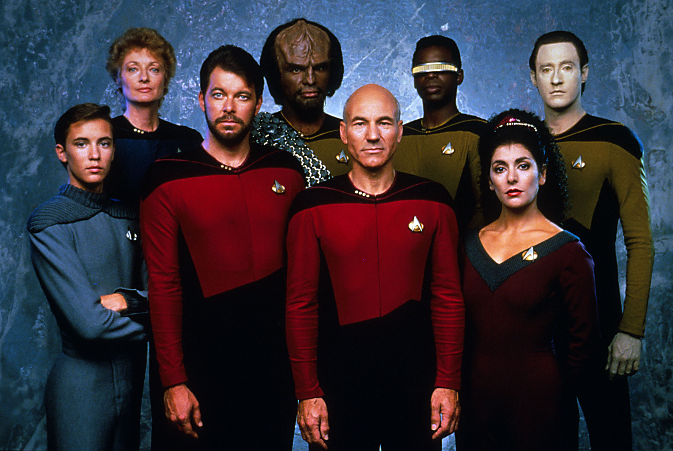 The cast in Season 2