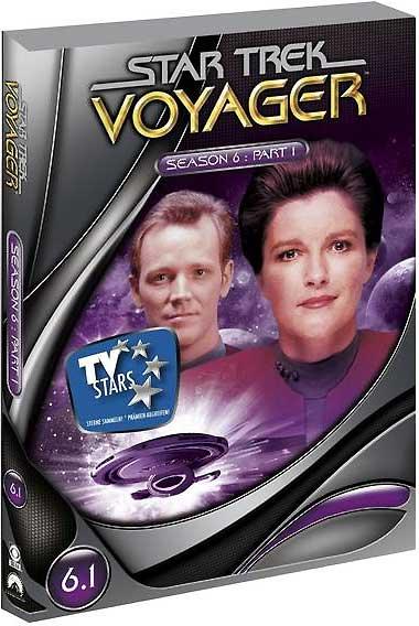 VOY DVD-Box Staffel 6.1