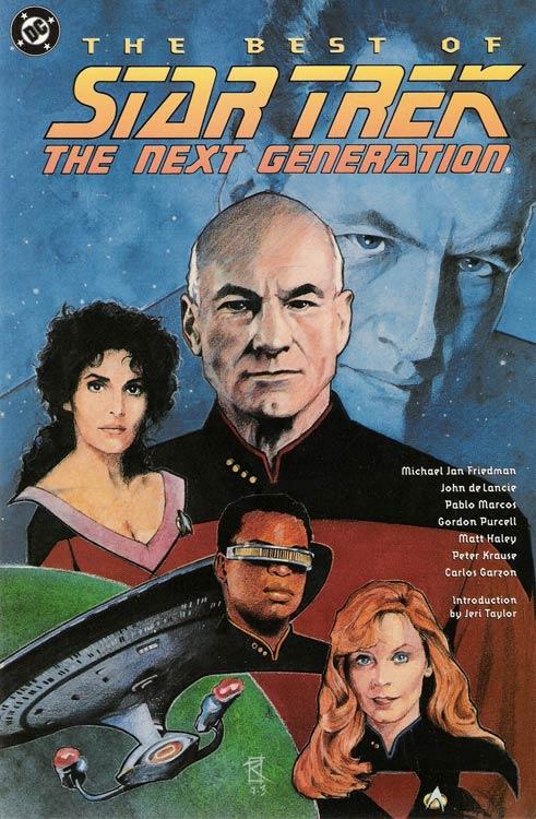 The Best of Star Trek: The Next Generation (omnibus)