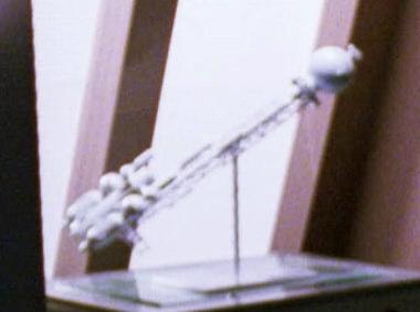 Malcorian warp ship