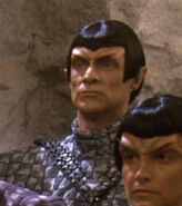 Romulan officer on Vilmor II 2