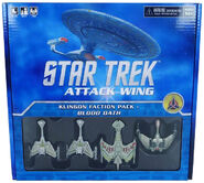 ST Attack Wing Klingon Blood Oath Faction Pack