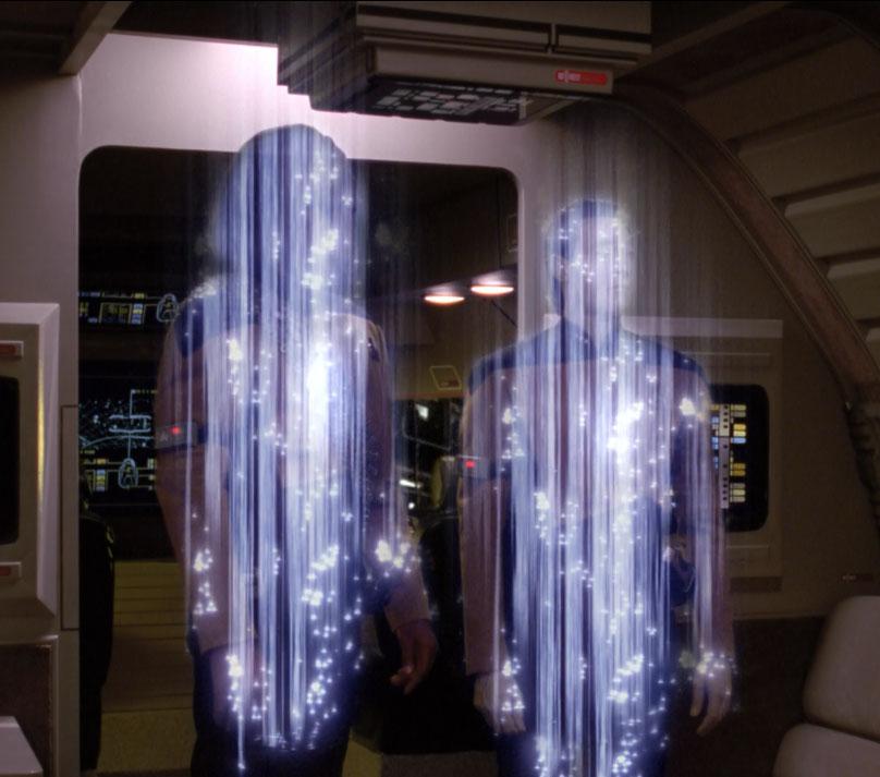 Shuttle escape transporter