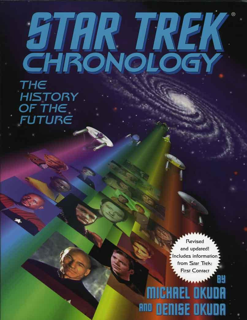 Star Trek Chronology