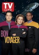 TV Guide cover, 2001-05-19 (4 of 4)