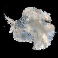 Kontynent Antarktyki