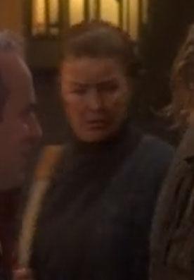 ... as a Bajoran woman