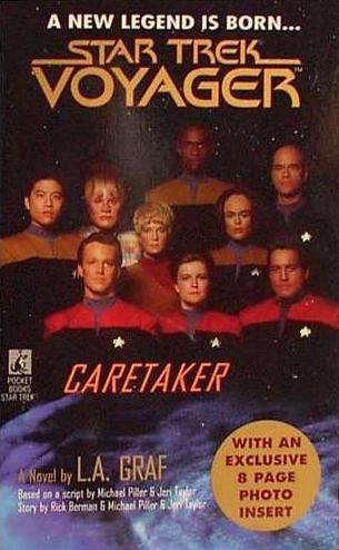 Caretaker (novel)