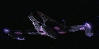 Preparing to attack DS9